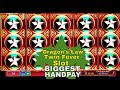 ✦ 💣BIGGEST JACKPOT on YOUTUBE💣 ✦ For Dragon's Law Twin Fever Slot 💥🙌HUGE HANDPAY JACKPOT🙌💥