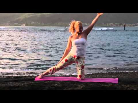 INNER FIRE YOGA for Luminosity 10 minute Sunrise and Sunset Series with Amber Ricci