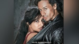 BAAGHI - A Rebel For Love -Official Theatrical Trailor- Starting - Tiger Shroff,Shradha Kapoor