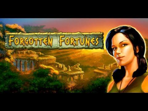 SLOT BONUS   Forgotten Fortunes   Novomatic Games