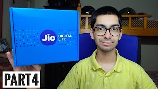 Jio Fiber Installation cost & 399 plan don't buy set top box? | Your Questions Answered 4