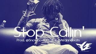 """""""Stop Callin"""" Chief Keef x Speaker Knockerz x Lil Durk Type Beat (Prod. SnowGod x @AkanniBeats)"""