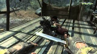 Call of Duty - Black Ops - Vietnam Gameplay - Español
