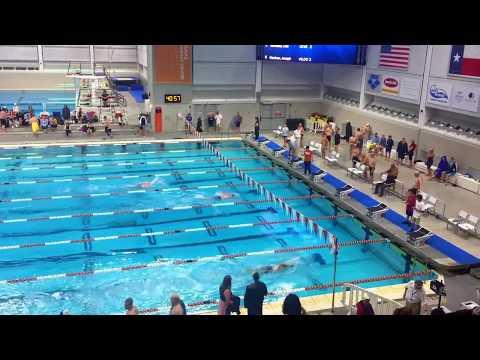 My First Masters Swim