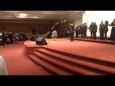 """LeDessa Brown @ Edwin Hawkins 2nd Annual Praise In The Place-""""The Blood"""""""