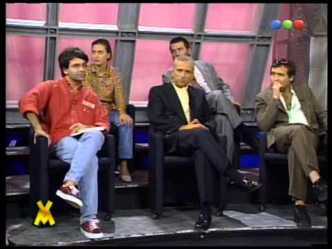 Debate Abierto con Walter Nelson (parte 1) - Videomatch 1997