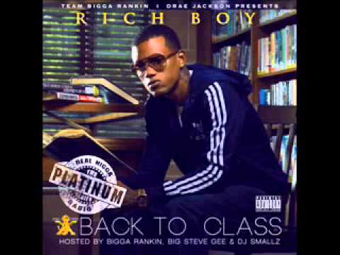 Rich Boy Mixtape Full (Kirksey Entertainment)
