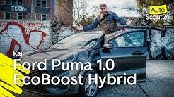 Ford Puma 1.0 EcoBoost Hybrid: der Alleskönner mit Porsche-Blick