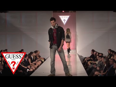 (PART 2) GUESS Fall/Winter 2009 Fashion Show