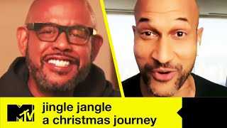 Forest Whitaker & The Jingle Jangle Cast Talk Potential Greatest Showman Collaboration | MTV Movies