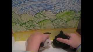 Вольт против Ивасыка / серия 1 / мультфильм с игрушками про супер-собаку