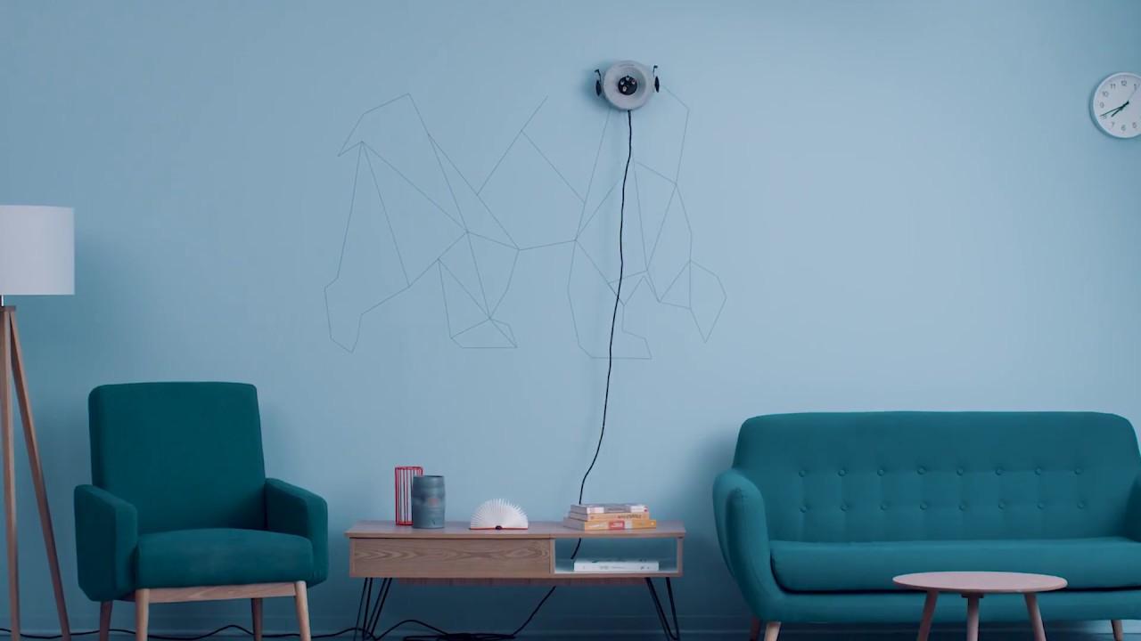 Disegni Sui Muri Di Casa nuove tecnologie: scribit, il robot per scrivere sui muri e