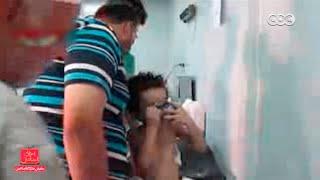 بالفيديو.. صبحي يتكفل بطفل سوري لاستكمال دراسته