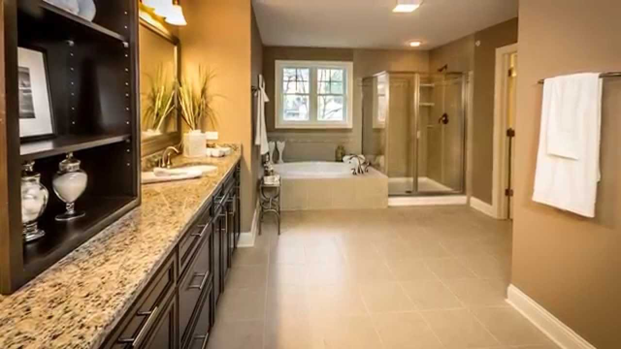 Master Bathroom Design Ideas Bath Remodel Ideas Home Channel TV YouTube