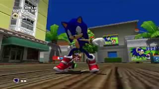 Sonic Adventure 2 Battle Redo test
