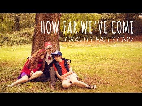 [CMV] Gravity Falls | How far we've come