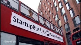 Europe's Tech Bus on the Road to Silicon Valley