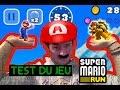 TEST SUPER MARIO RUN [FR]
