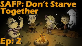 SAFP: Don't Starve Together, Tracking A Suspicious Animal (EP:2)