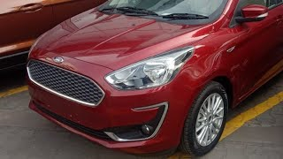 EXCLUSIVE: Ford Aspire Facelift Fully Reveled Ahead of Launch!!