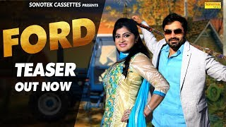 Ford 3600 | Vicky Kajla, Anney Bee, Nakisha Azad Maan |Teaser | Latest Haryanvi Songs Haryanvi 2018