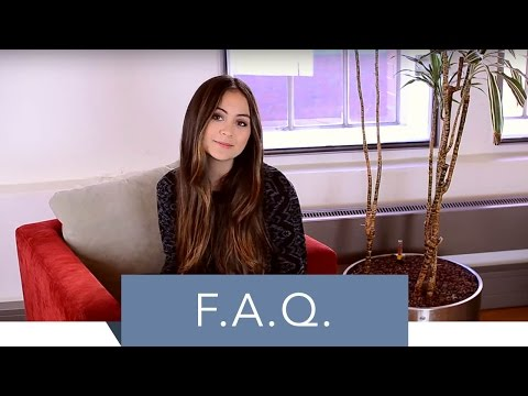 FAQ mit Jasmine Thompson (Interview)