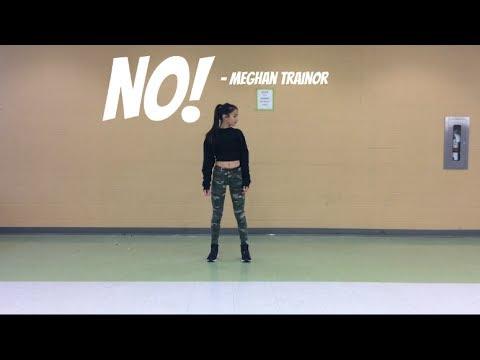 NO - Meghan Trainor / @stephaniejj99