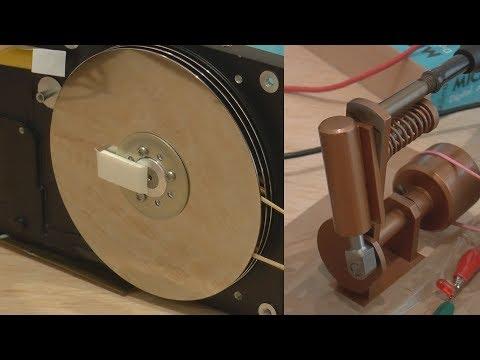 Tesla Turbine compared to an Oscillating Engine (Steam Engine)