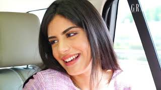 Huda Beauty make-up on the move with Maria Taktouk   Carpool Cosmetics S1 • E16