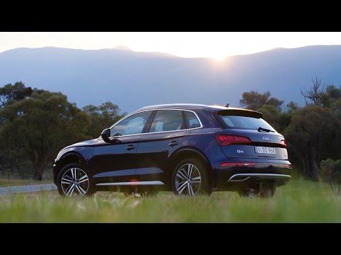Audi Q5 - Video Review - First Australian Drive