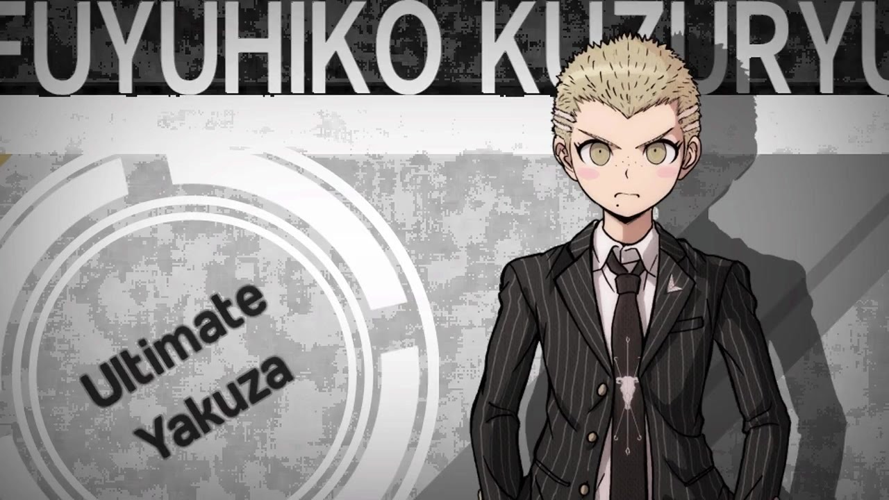 Image result for Fuyuhiko Kuzuryu