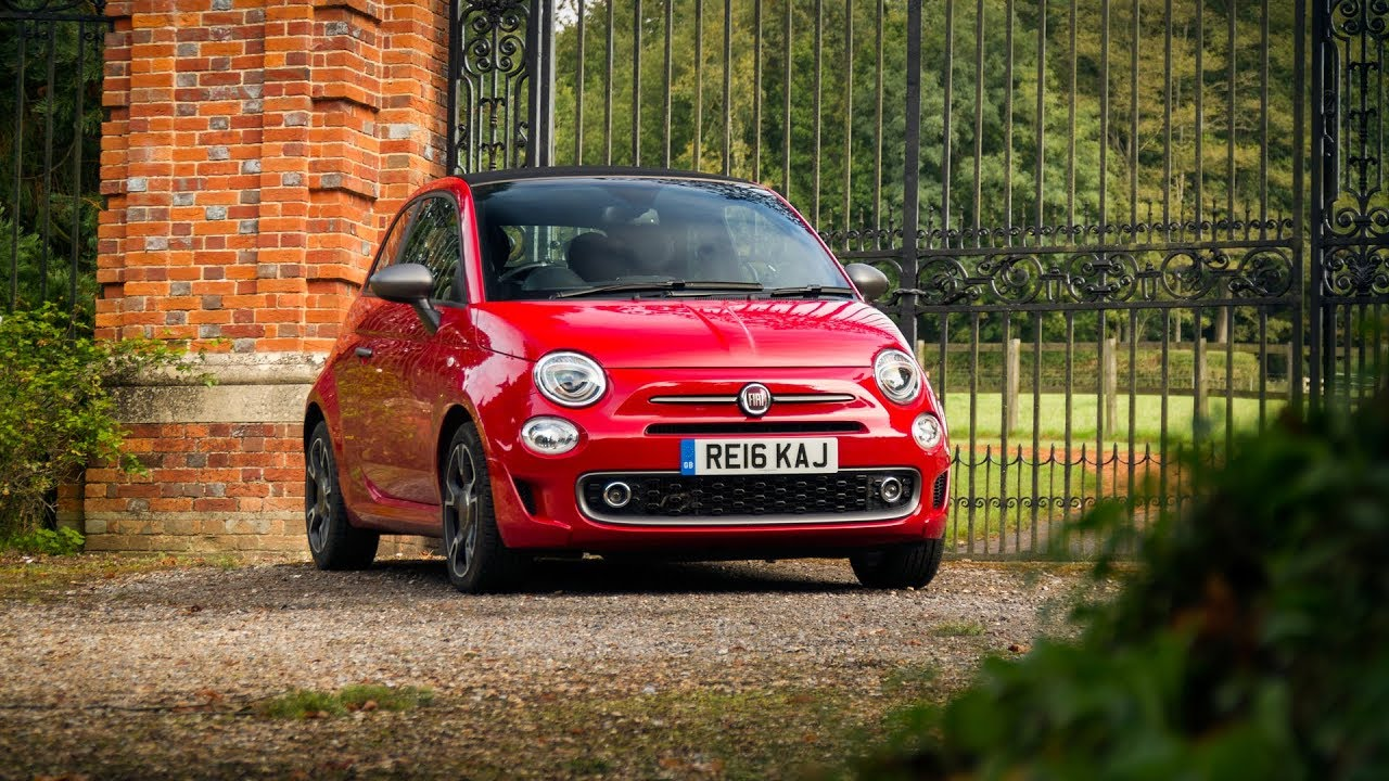 60 years of the fiat 500! (2019 fiat 500c review) - new motoring