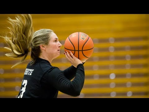 Women's Basketball: One-on-One with Kristina White