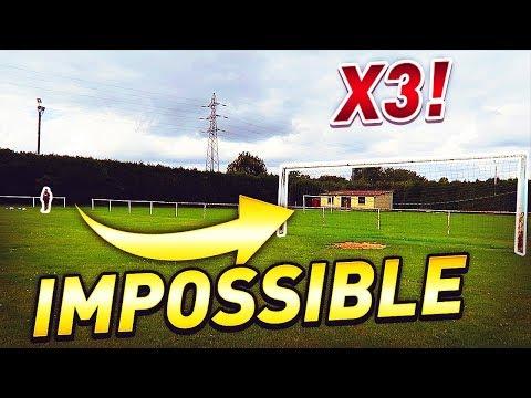 ON RÉUSSIT UN DÉFI IMPOSSIBLE ! | FOOT IRL
