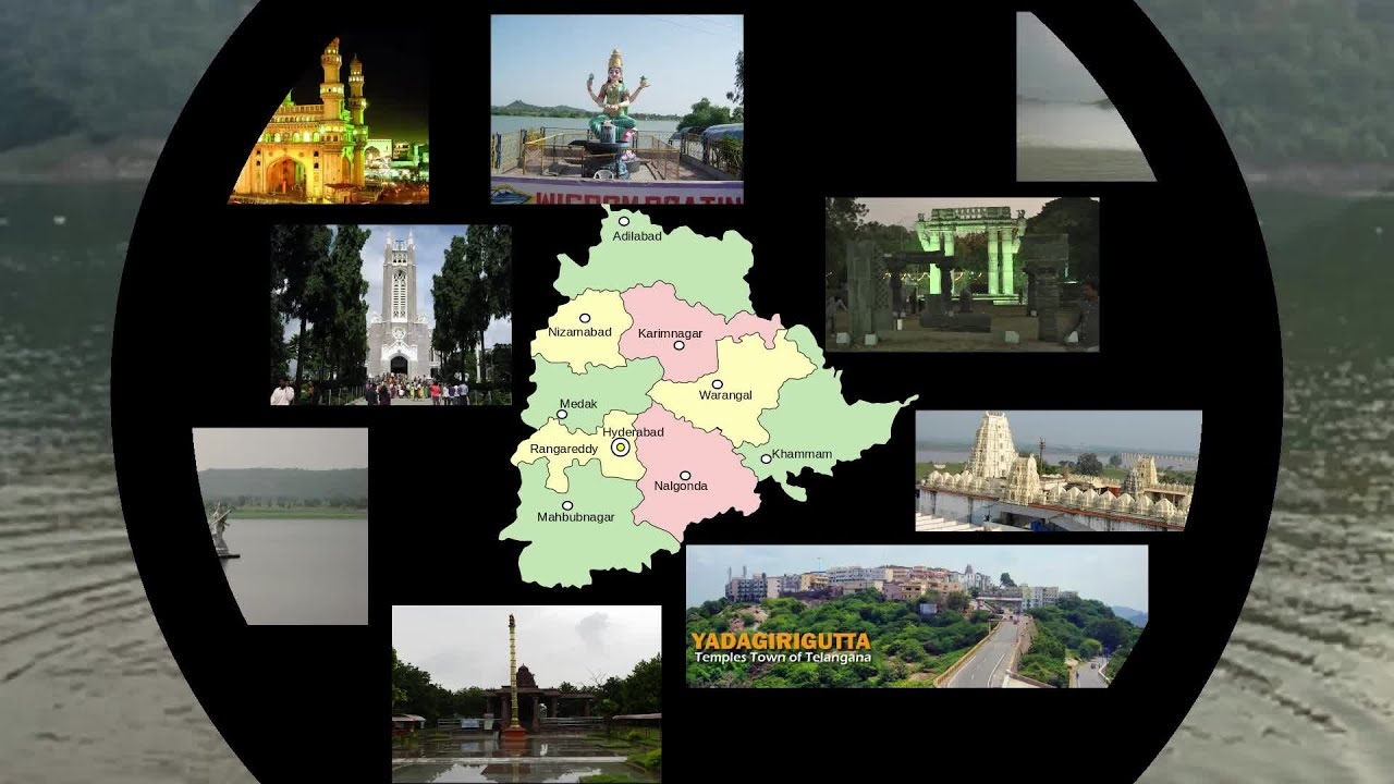 Top 10 Tourist Places In Telangana Youtube