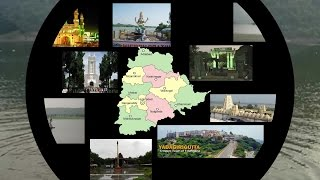 Top 10 Tourist Places In Telangana