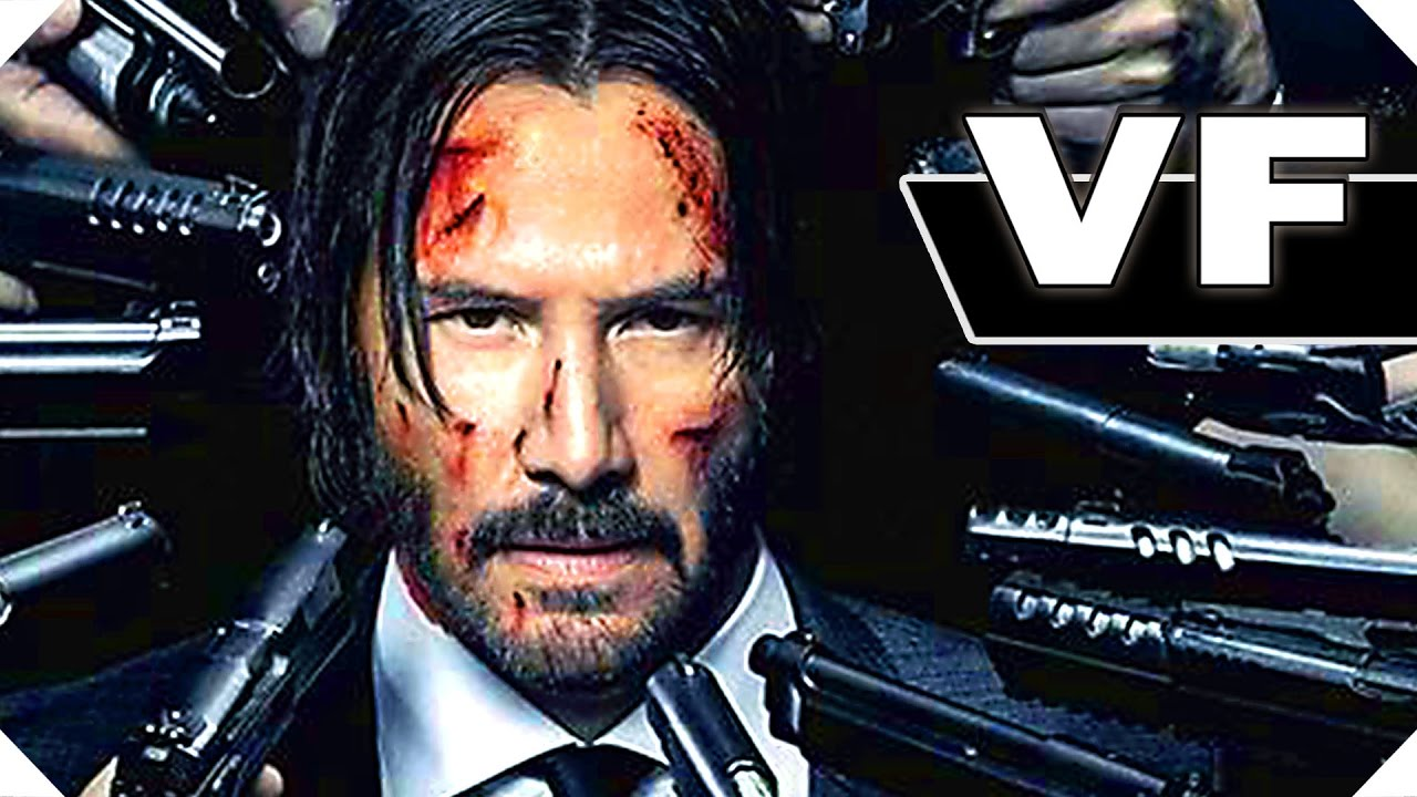 Download JOHN WICK 2 (Keanu Reeves, 2017) - Bande Annonce VF