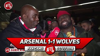 Arsenal 1-1 Wolves | Emery's Tactics Are Confusing!! (Kelechi)