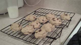 Greatest Chocolate Chip Cookies Evah! Secret Ingredient