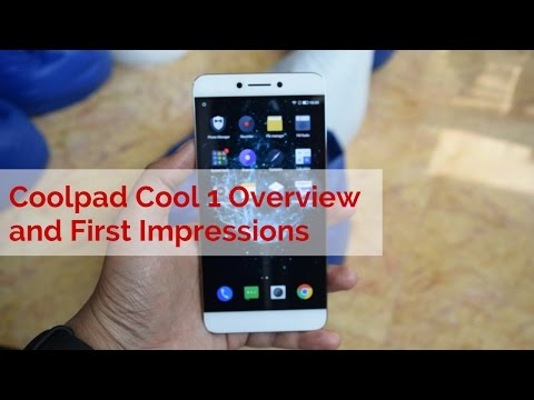 Coolpad Cool 1 (3GB) Review Videos