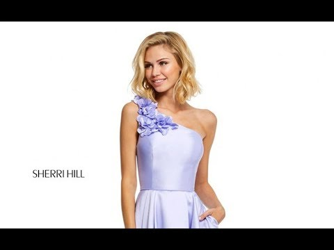 67ef7089aa49 Sherri Hill 52720 Prom Dress - YouTube
