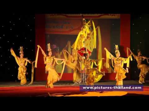 Thai Chinese Cultural Show Circus Thailand 2011.mp4