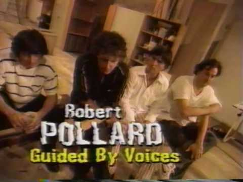 Guided By Voices MTV clip from 1994