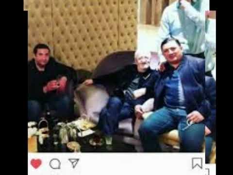 Вор в законе Гули показал фото с Диким Арманом, избившим в его присутствии «законнника» Квежоевича