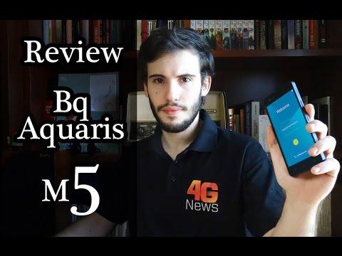 BQ AQUARIS M5 - M de gama Média, Review em Português