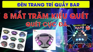 Đèn trang trí quầy bar led NANO -THY-567-0903587353