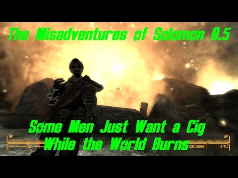 The Misadventures of Solomon in the Capital Wasteland - Episode 8.5 ( Let's Play )