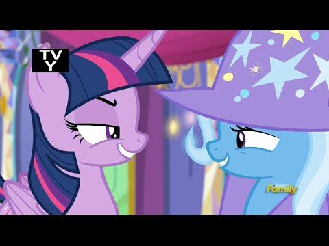 Twilight and Trixie meet again en streaming