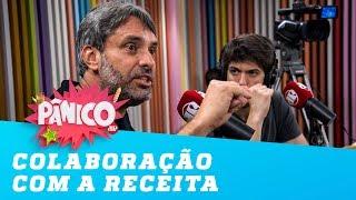 Sócio que escreveu livro sobre filho de Lula fala sobre colaboração com a Receita Federal