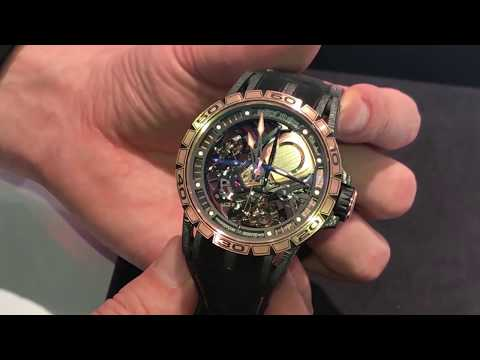SIHH 2018 - DNA Interview with Mr Jean-Marc Pontroué, CEO at Roger Dubuis